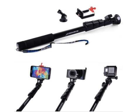 Pau selfie monopod