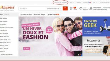 AliExpress accepte-t-il PayPal ?