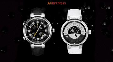 Marques chinoises de montres sur AliExpress: une alternative bon marché aux copies.