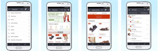vantaggi app aliexpress rispetto sito web