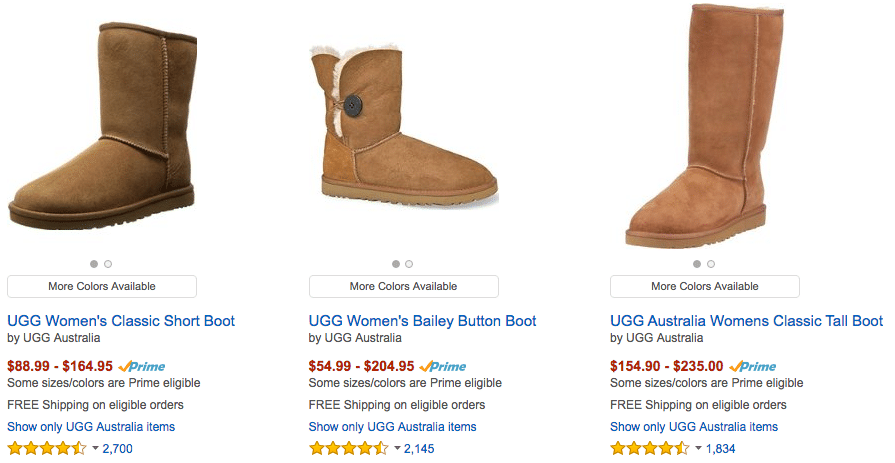 affordable ugg boots