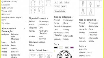 Roupa barata de Homem, Mulher e Crianças no AliExpress: guia de compras e marcas