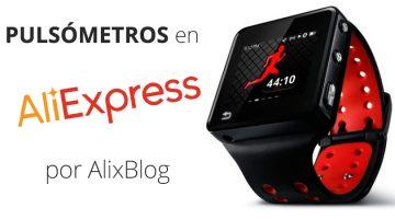 Guía para comprar Pulsómetros baratos con Bluetooth en AliExpress