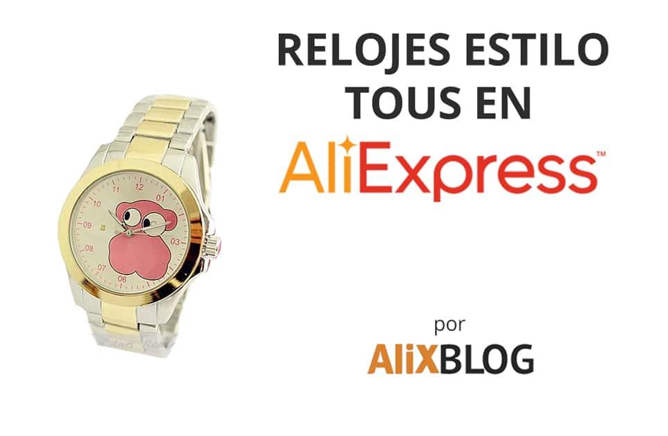 Relojes Tous AliExpress