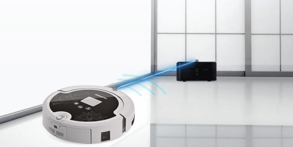 robot aspiradora : Vacuum cleaner robot barato