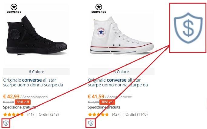 scarpe scontate su aliexpress italia converse originali