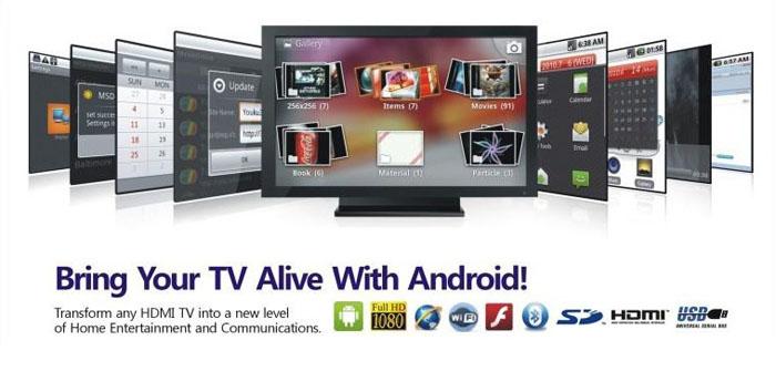 Android TV Google box barato en aliexpress