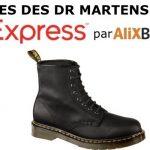 Vous cherchez des bottes Dr Martens bon marché? Sur AliExpress vous avez des clones aux meilleurs prix