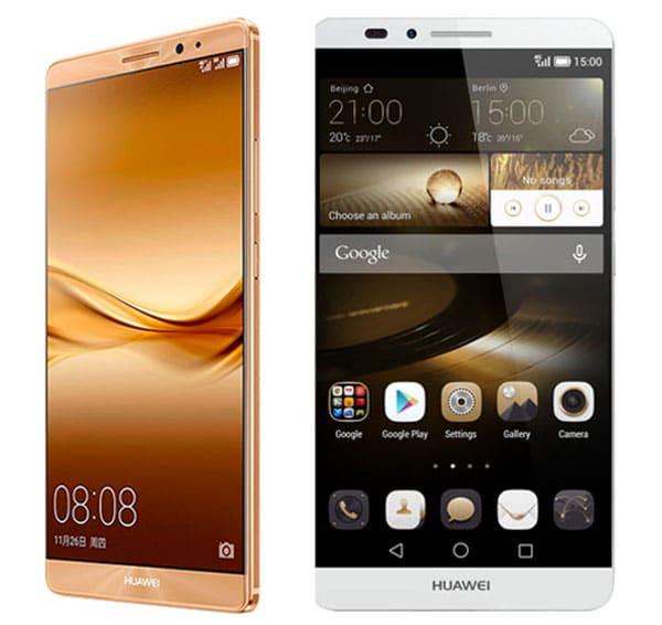 HuaweiMate8-vs-HuaweiAscendMate7