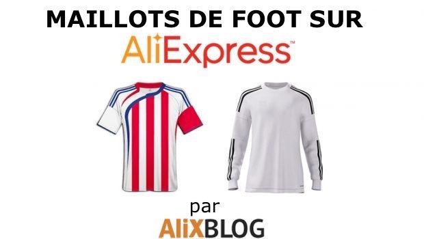 Maillots foot sur AliExpress