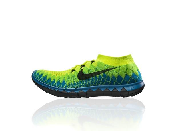 Nike Free 4.0 Flyknit Hombre