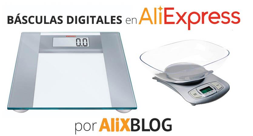 B sculas digitales baratas de cocina ba o e industriales for Bascula de cocina barata