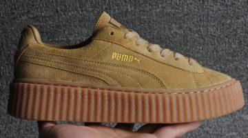 Dove posso comprare a buon prezzo le scarpe Puma Creepers disegnate da Rihanna?