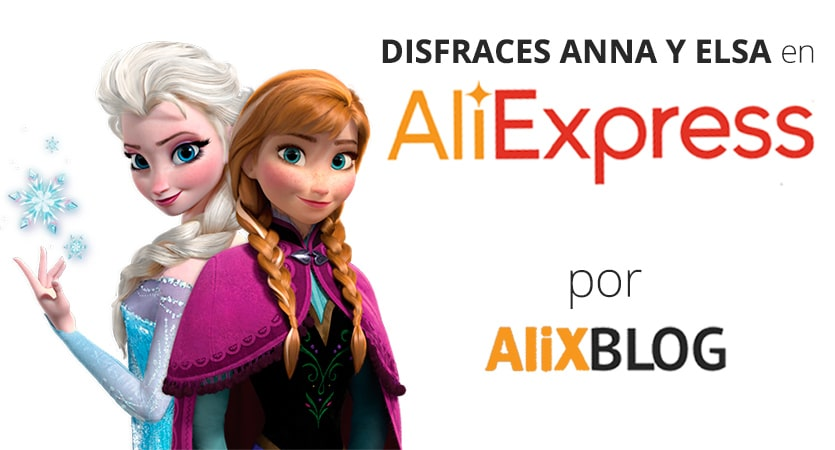 disfraz-anna-elsa-aliexpress