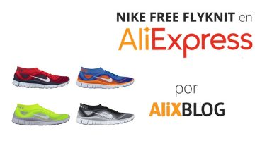 Cheap Nike Free Flyknit sneakers in AliExpress – Shopping guide