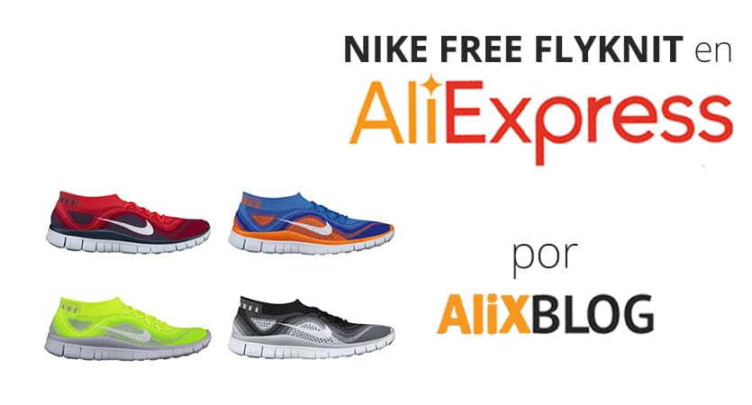 450bb8967b5 Comprando Zapatillas Nike Free Flyknit Baratas en AliExpress