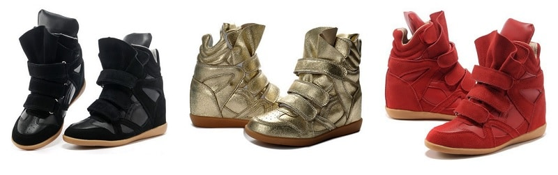 Sneakers Isabel Marant en AliExpress