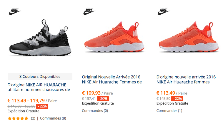 best cheap efc8b 95c53 nike huarache fr