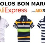 Polos moins chers sur AliExpress : alternatives chinoises à Tommy Hilfiger, Lacoste, Ralph Lauren …
