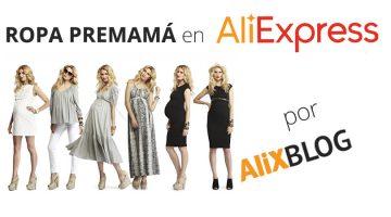 Mejores vendedores y consejos para comprar ropa premamá barata en AliExpress