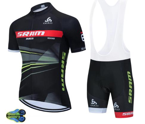 roupas de ciclismo