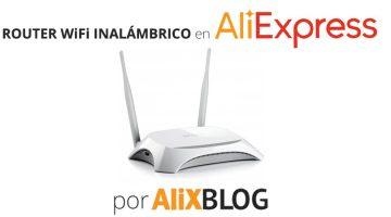 Routers Wifi inalámbricos en AliExpress: Xiaomi, Huawei y otras marcas baratas