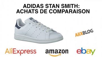 free delivery huge sale sneakers for cheap Adidas Stan Smith bon marché sur AliExpress - 2019