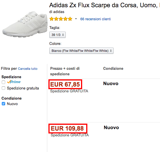 Adidas flux price II IT