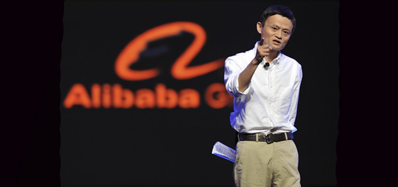 Histoire Alibaba