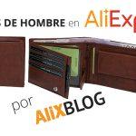 Cómo encontrar carteras, monederos y tarjeteros para hombre y mujer en AliExpress