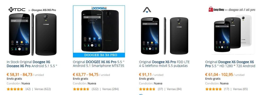 dooge-x6-pro