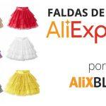 Faldas de tul baratas para bodas y eventos en AliExpress: cómo y dónde comprar