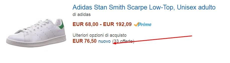 miglior-prezzo-stan-smith-amazon