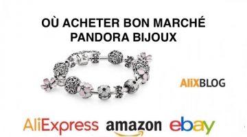 Pandora sur AliExpress