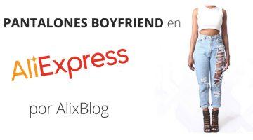 Pantalones estilo boyfriend baratos de mujer – Guía de compra en AliExpress