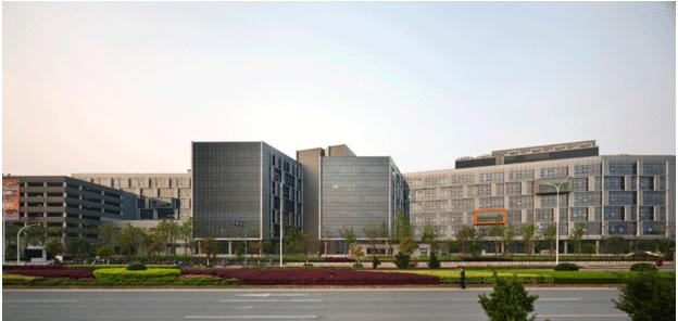 siège Alibaba