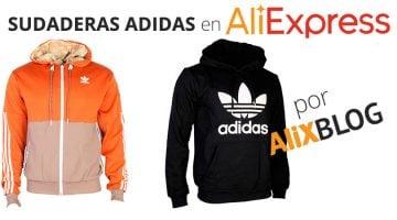Guía definitiva para comprar sudaderas Adidas baratas en 2016: comparativa AliExpress Vs Amazon Vs eBay Vs Asos