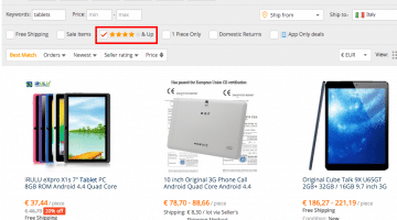 Cheap Tablets on AliExpress – Opinions