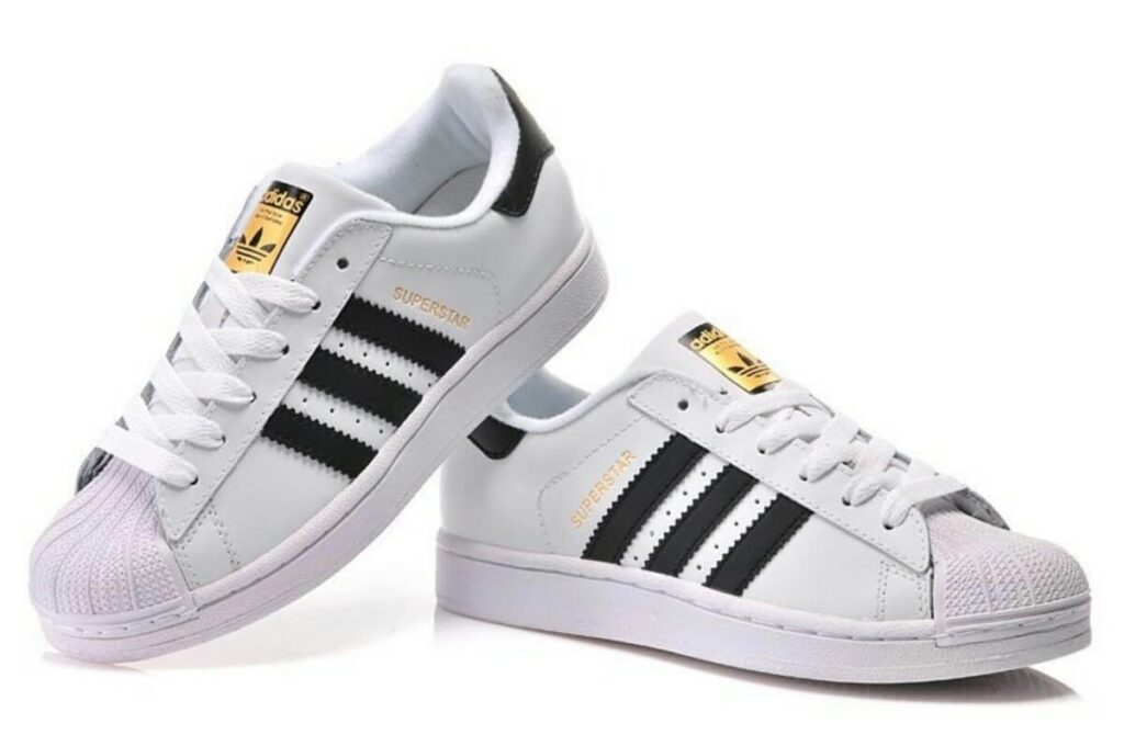 zapatillas adidas superstar blancas baratas