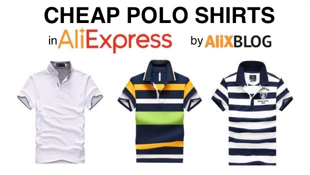Find cheap polo shirts in aliexpress for Where to buy polo shirts cheap