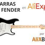 Guia definitivo para comprar guitarras estilo Fender no AliExpress