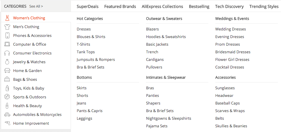 original gifts AliExpress