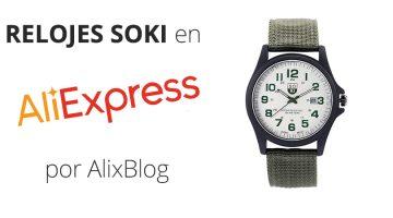 Guía definitiva de Relojes Soki: Opiniones y Precios