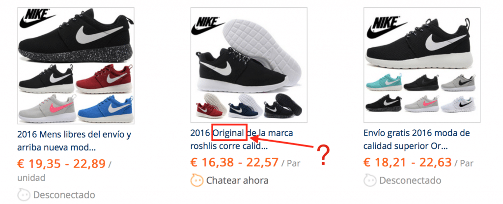 replicas nike roshe run en aliexpress barats