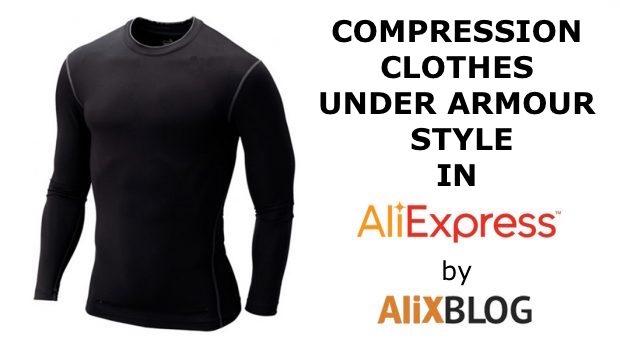 under armour aliexpress