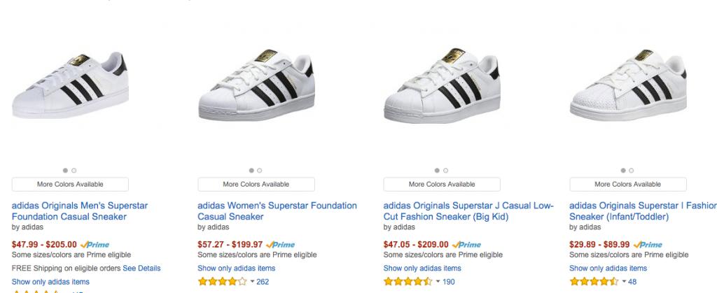 Amazon adidas ENG