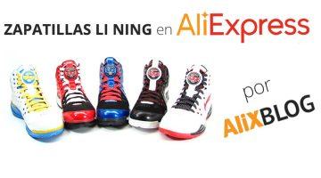 Cómo comprar zapatillas de baloncesto y running inteligentes Li Ning
