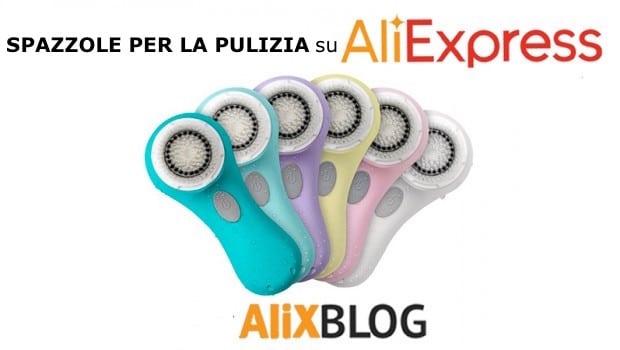 Limpiador facial Aliexpress