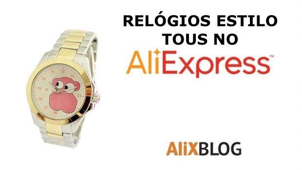 Tous relojes aliexpress
