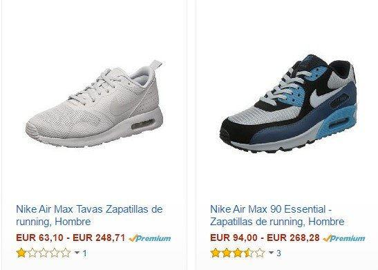 air max aliexpress españa